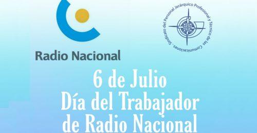 Dia del trabajador de Radio